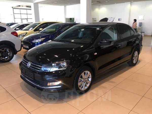 Volkswagen Polo, 2017 год, 649 000 руб.