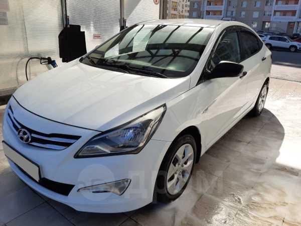 Hyundai Solaris, 2015 год, 540 000 руб.