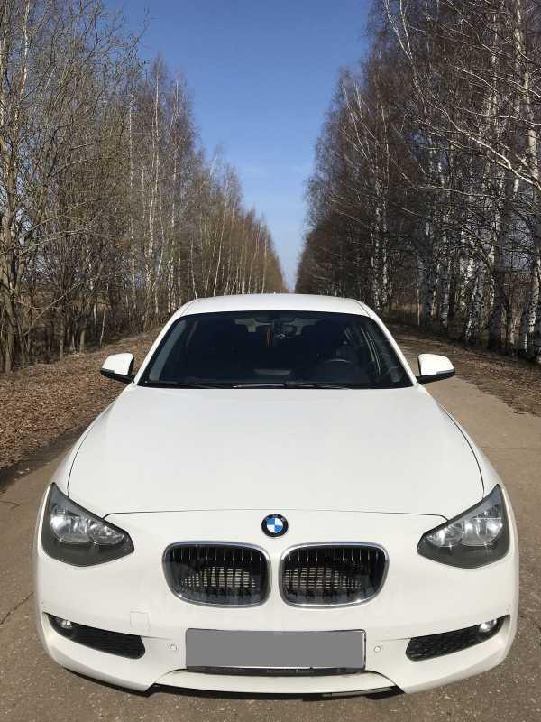 BMW 1-Series, 2012 год, 695 000 руб.