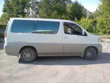 Омск Elgrand 2001