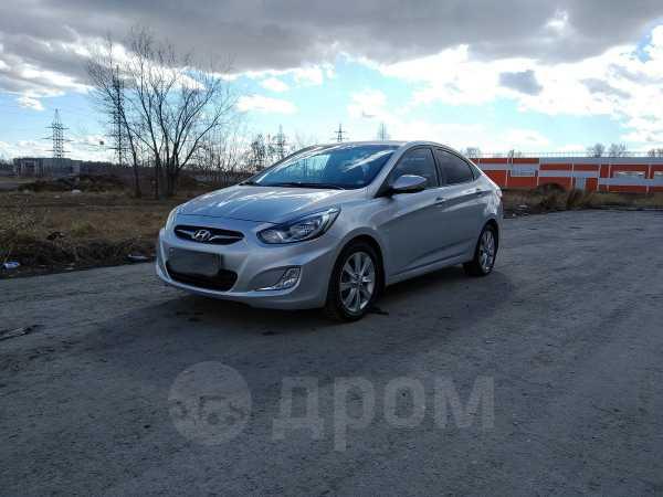 Hyundai Solaris, 2012 год, 425 000 руб.