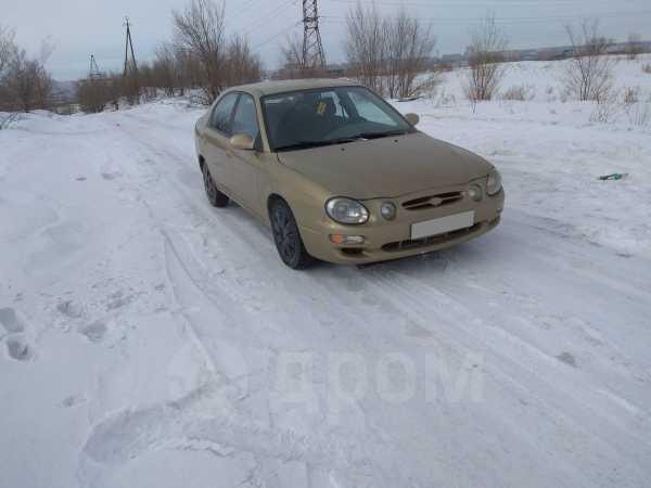Kia Shuma, 2001 год, 125 000 руб.