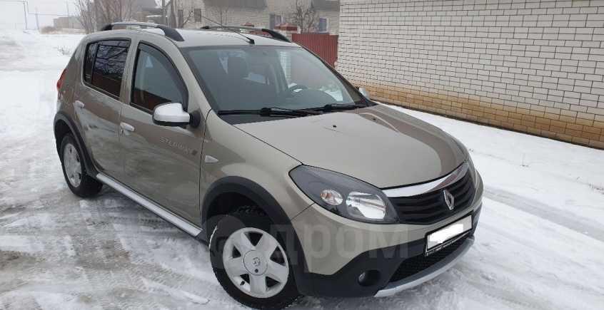 Renault Sandero Stepway, 2011 год, 428 000 руб.
