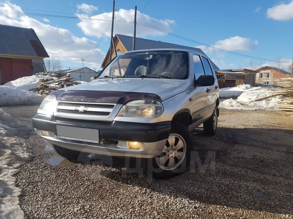 Chevrolet Niva, 2004 год, 153 000 руб.