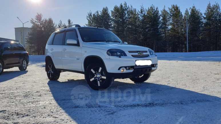 Chevrolet Niva, 2016 год, 540 000 руб.