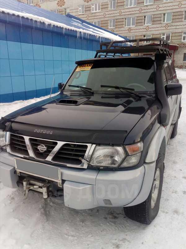 Nissan Patrol, 1999 год, 1 000 000 руб.