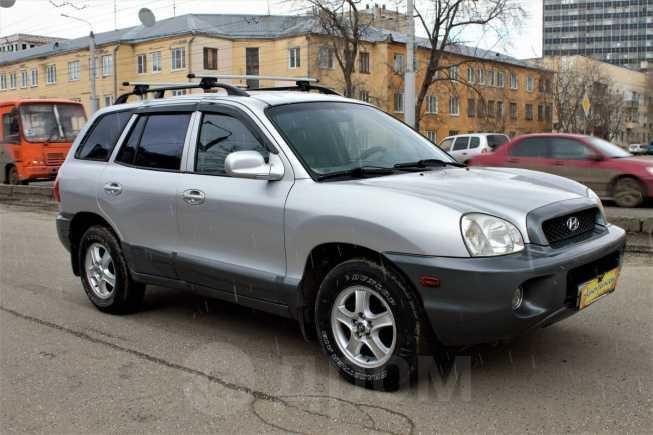 Hyundai Santa Fe Classic, 2004 год, 329 000 руб.