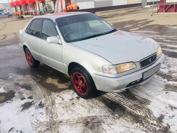 Toyota Sprinter, 1999 год, 140 000 руб.