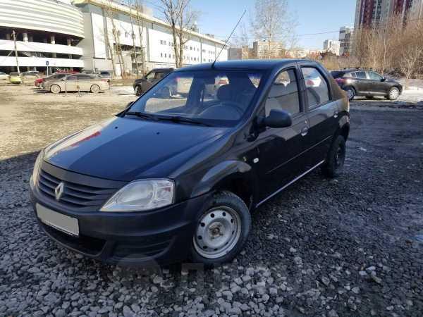 Renault Logan, 2011 год, 210 000 руб.