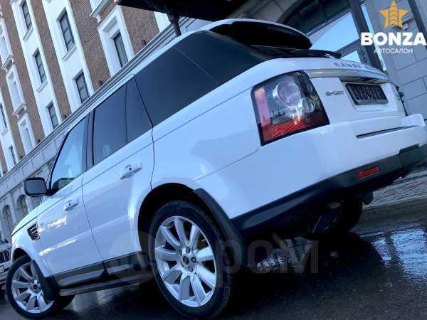 Land Rover Range Rover Sport, 2012 год, 1 067 999 руб.