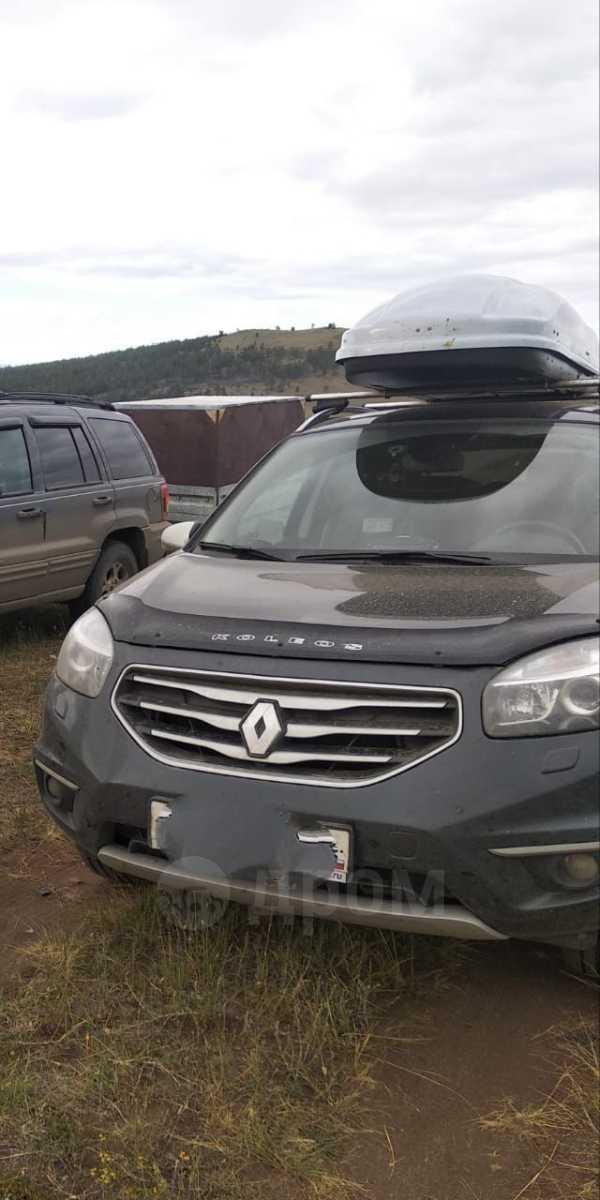 Renault Koleos, 2012 год, 800 000 руб.