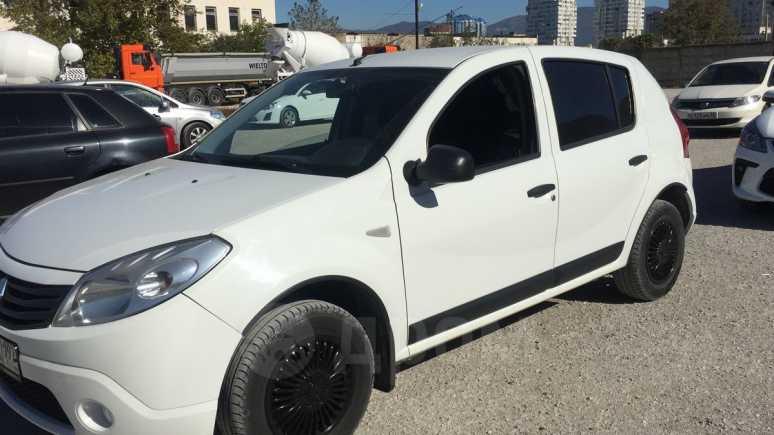 Renault Sandero, 2011 год, 299 000 руб.