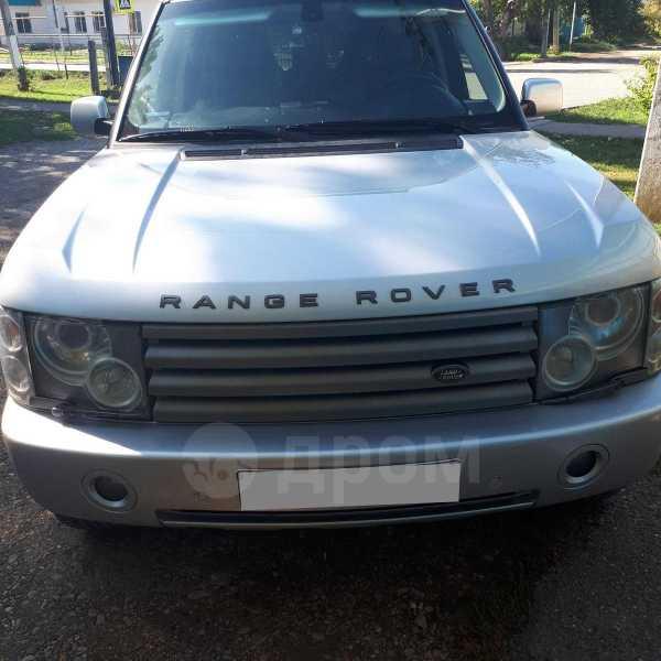 Land Rover Range Rover, 2003 год, 445 000 руб.