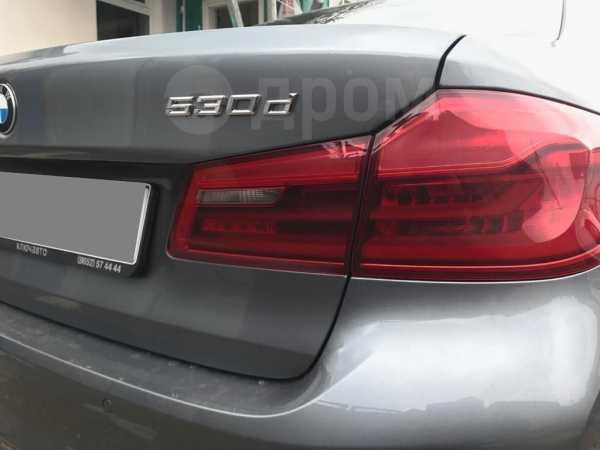 BMW 5-Series, 2017 год, 2 575 000 руб.