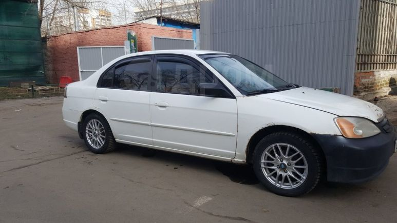 Honda Civic, 2003 год, 169 000 руб.