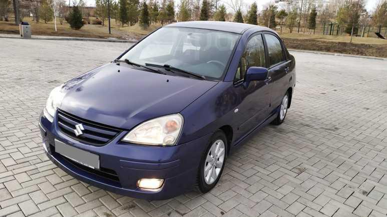 Suzuki Liana, 2007 год, 318 000 руб.