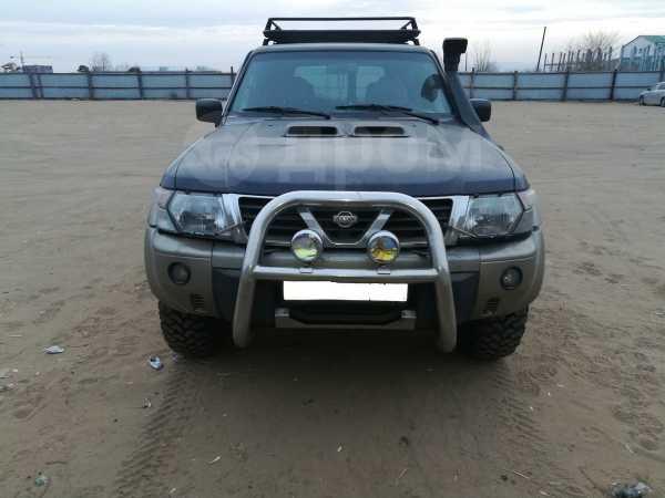 Nissan Patrol, 1999 год, 420 000 руб.