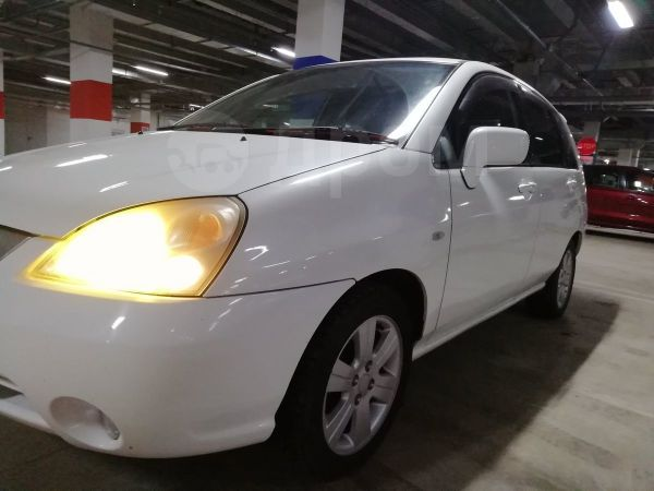 Suzuki Aerio, 2002 год, 210 000 руб.