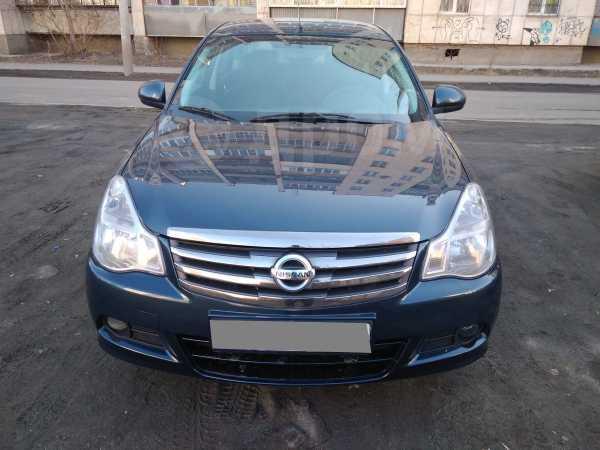 Nissan Almera, 2017 год, 448 000 руб.