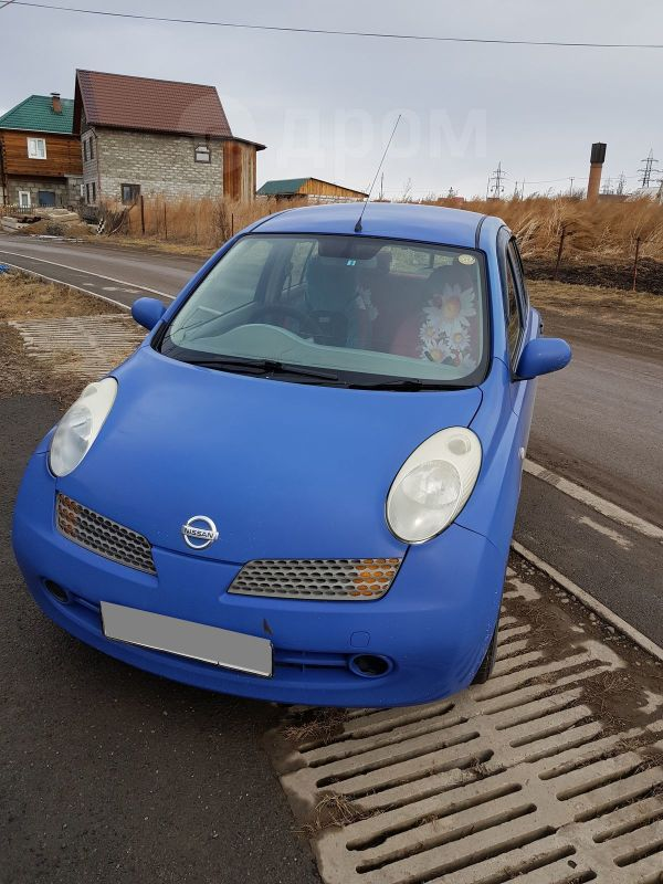 Nissan March, 2006 год, 200 000 руб.