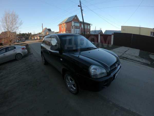 Hyundai Tucson, 2007 год, 470 000 руб.