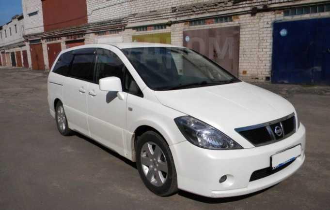 Nissan Presage, 2004 год, 550 000 руб.