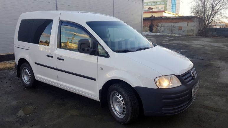 Volkswagen Caddy, 2007 год, 550 000 руб.