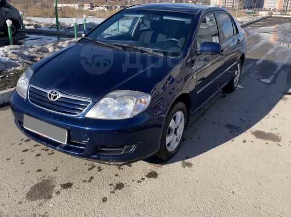 Toyota Corolla, 2004 год, 378 000 руб.