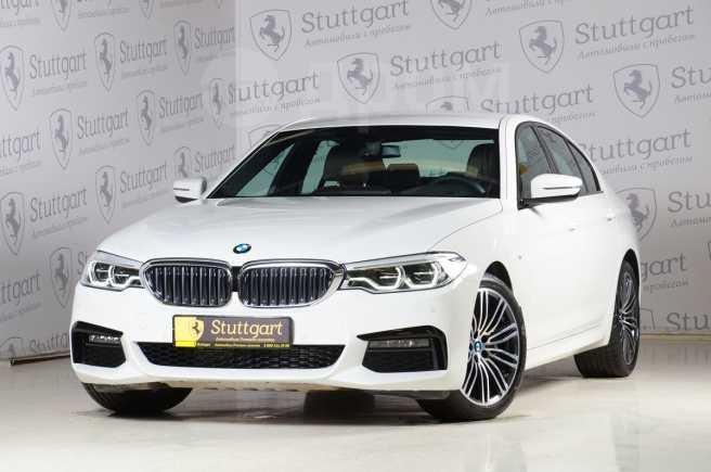 BMW 5-Series, 2019 год, 3 690 000 руб.