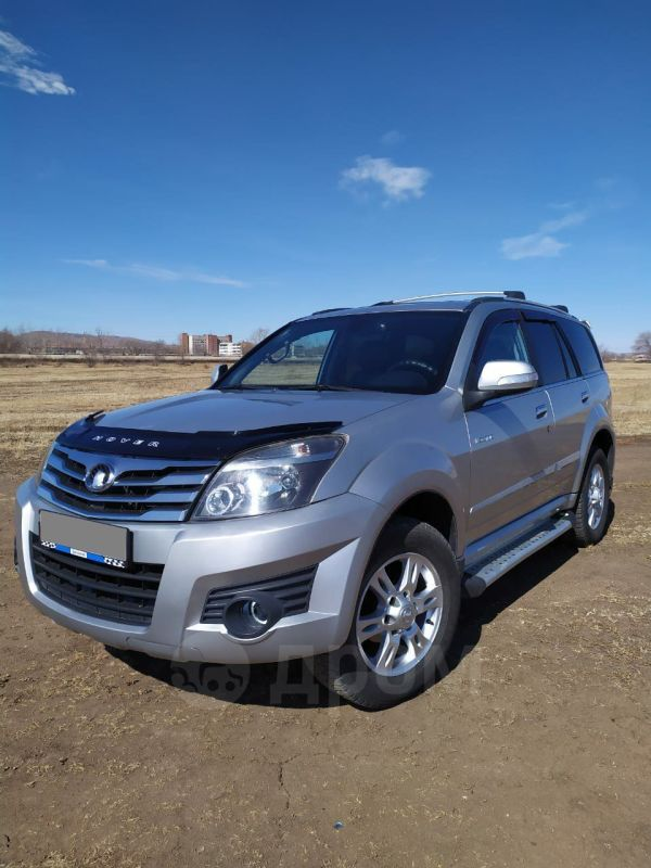Great Wall Hover H3, 2012 год, 655 000 руб.