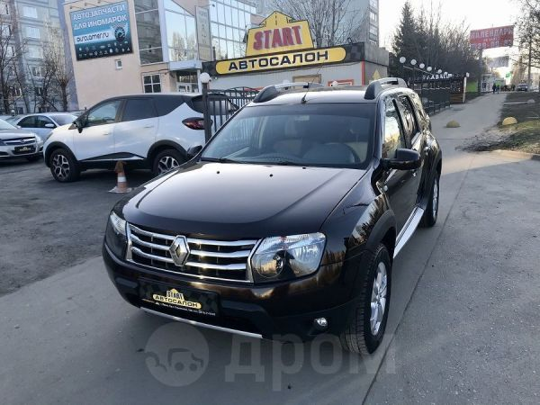 Renault Duster, 2014 год, 637 000 руб.