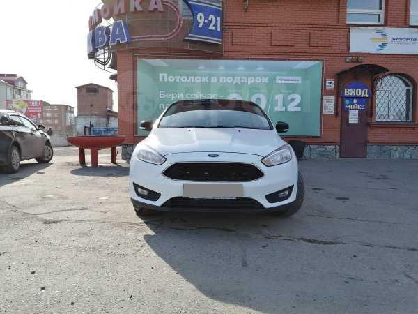 Ford Focus, 2017 год, 660 000 руб.
