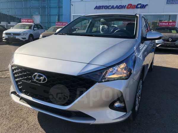Hyundai Solaris, 2020 год, 819 900 руб.