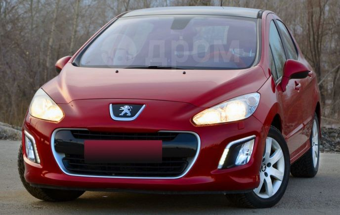 Peugeot 308, 2012 год, 455 000 руб.