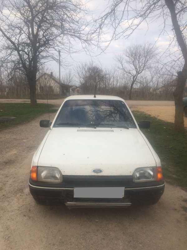 Ford Escort, 1988 год, 50 000 руб.