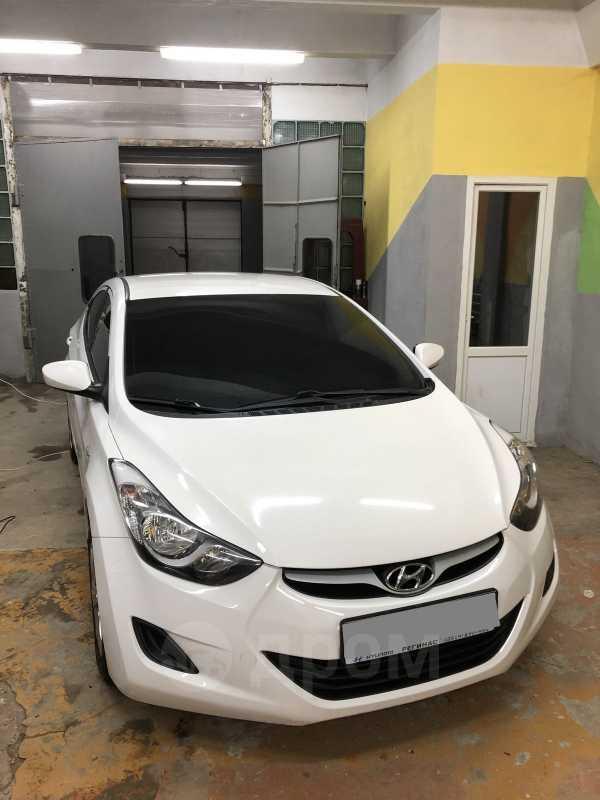 Hyundai Elantra, 2012 год, 570 000 руб.