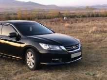 Боград Honda Accord 2013