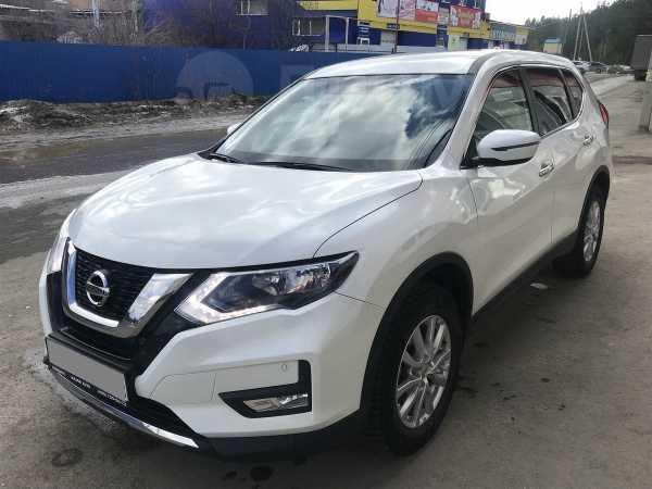 Nissan X-Trail, 2018 год, 1 690 000 руб.