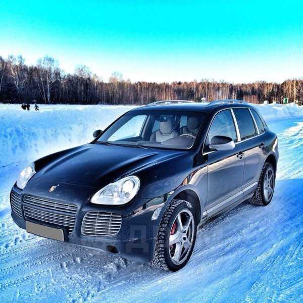 Porsche Cayenne, 2006 год, 900 000 руб.