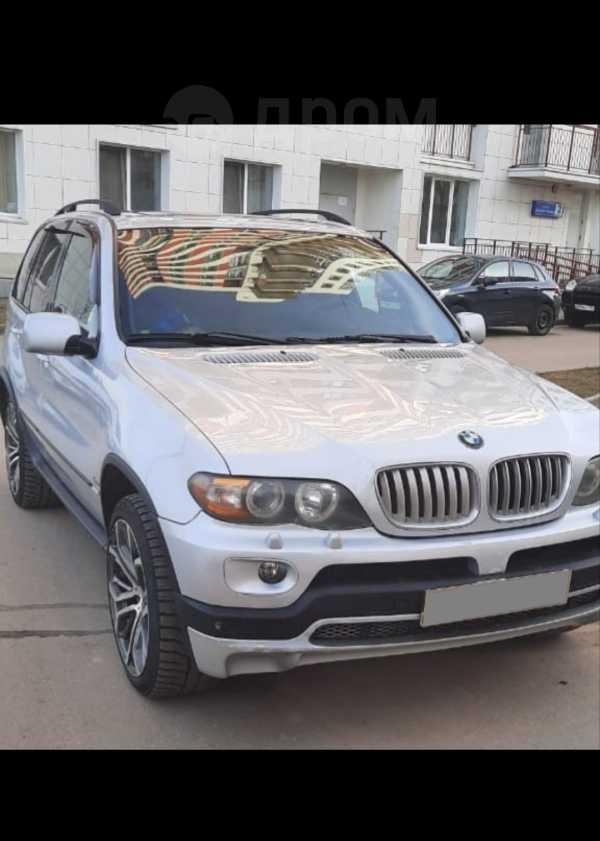 BMW X5, 2004 год, 650 000 руб.