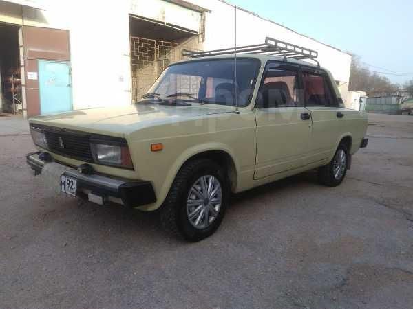 Лада 2105, 1982 год, 55 000 руб.