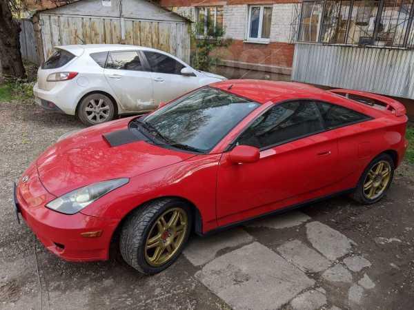 Toyota Celica, 2005 год, 460 000 руб.