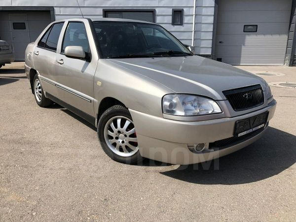 Chery Amulet A15, 2007 год, 129 000 руб.