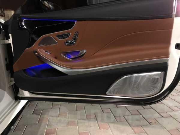 Mercedes-Benz S-Class, 2015 год, 7 300 000 руб.
