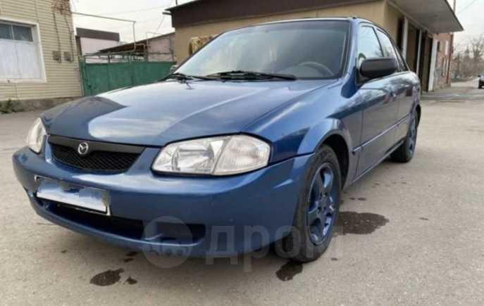 Mazda Protege, 2000 год, 220 000 руб.