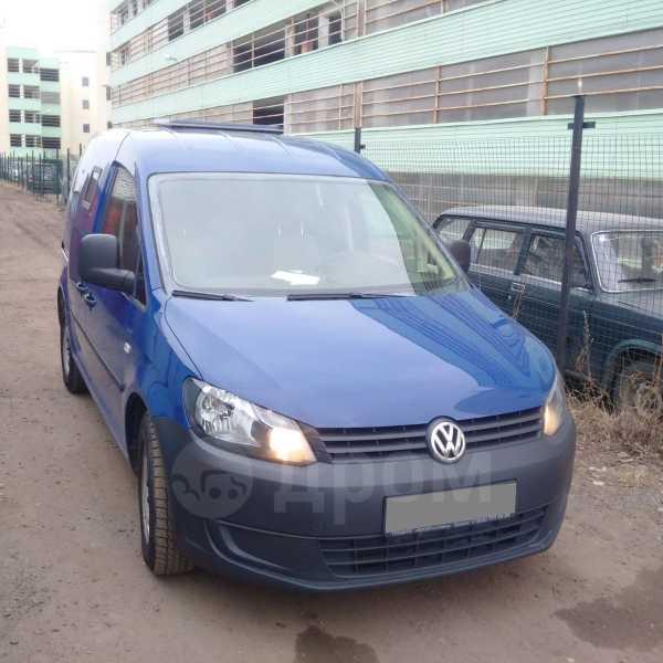 Volkswagen Caddy, 2011 год, 370 000 руб.