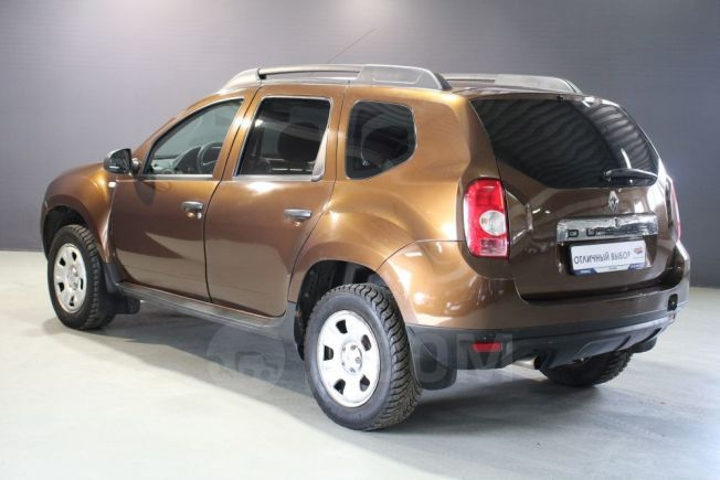 Renault Duster, 2015 год, 514 000 руб.