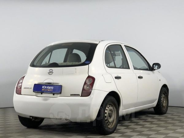 Nissan March, 2003 год, 199 500 руб.