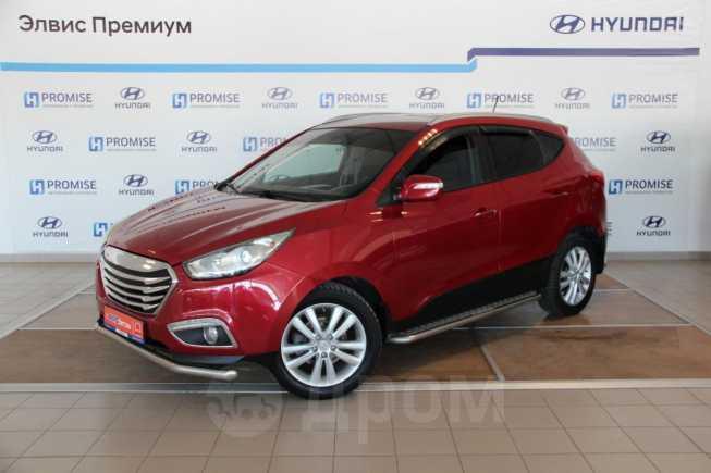 Hyundai ix35, 2010 год, 727 000 руб.