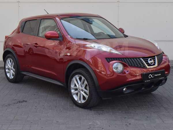 Nissan Juke, 2011 год, 688 000 руб.